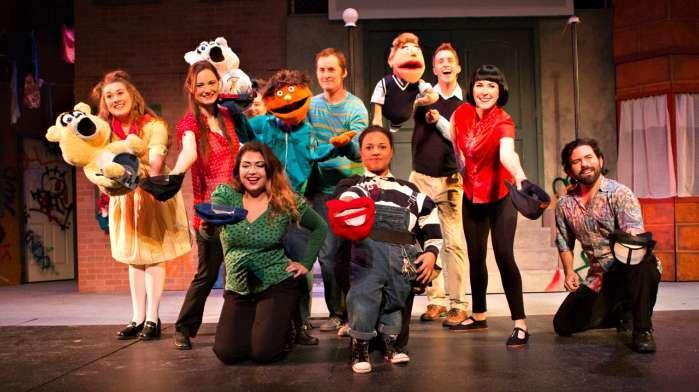 Avenue Q — The Musical