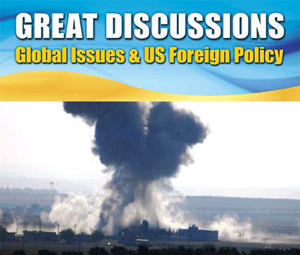 SIGN UP! - 2016 Great Discussions Series