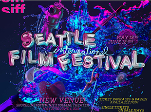Seattle International Film Festival Poster