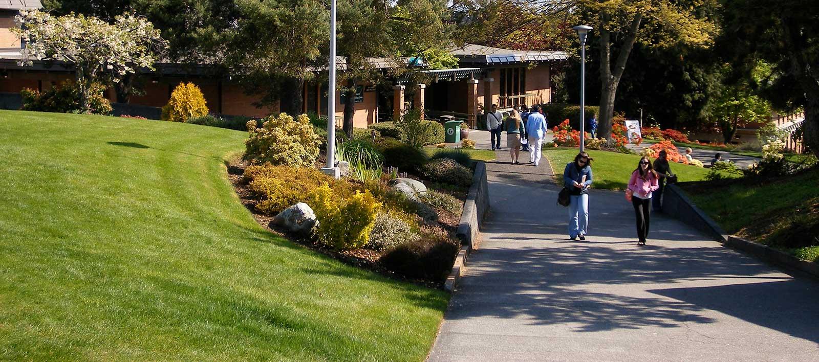 華盛頓州社區大學之一 Shoreline Community College
