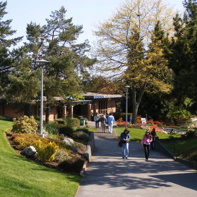 outdoor campus photo