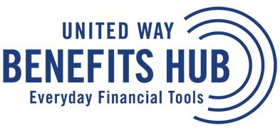United Way Benefits Hub Logo