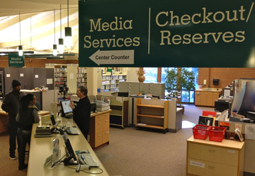 Library Media Services: Getting an ID card