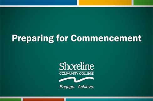 prepare for commencement