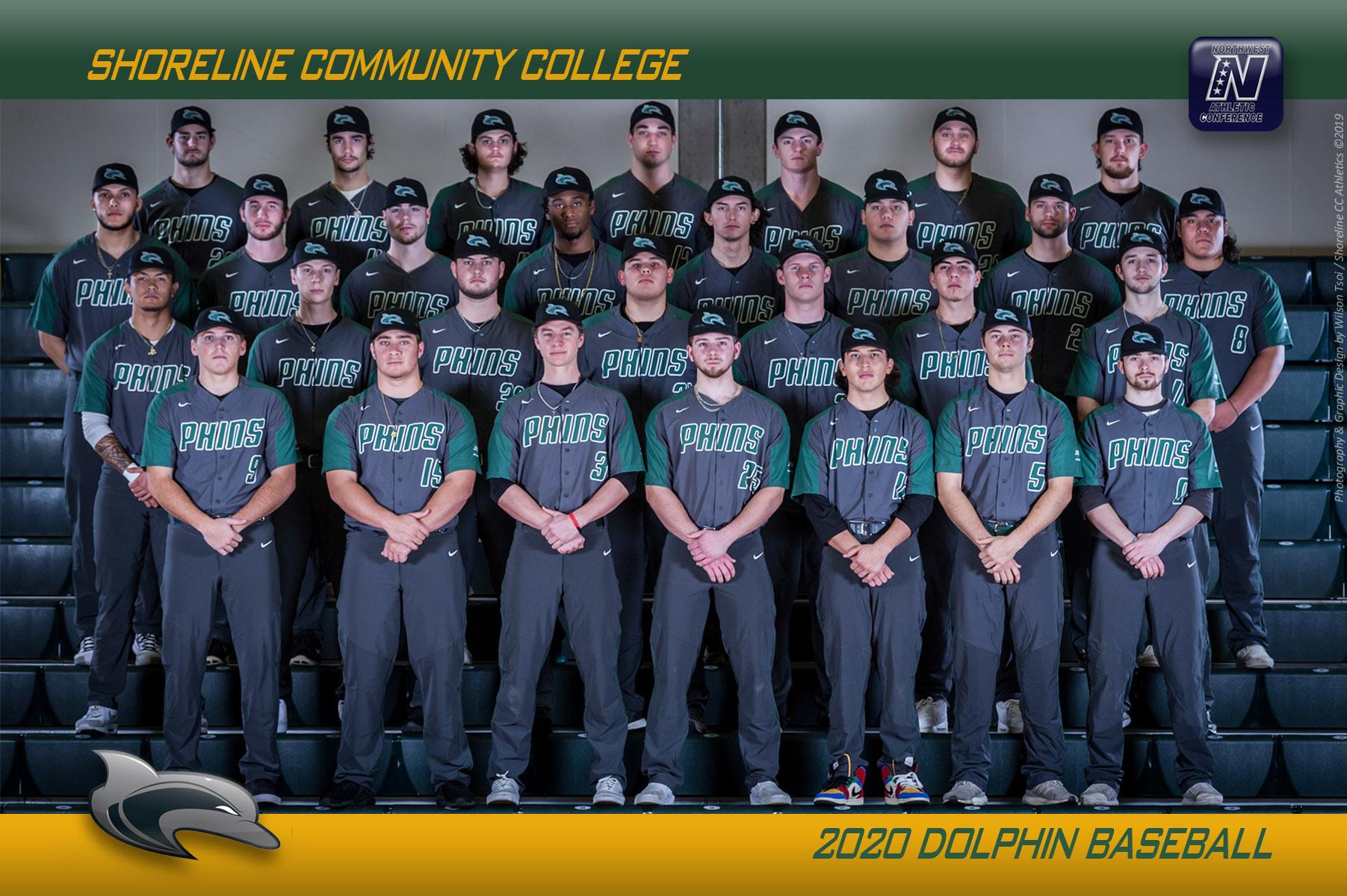 Baseball Shoreline Community College