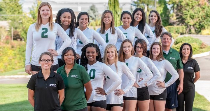Shoreline Women's Volleyball