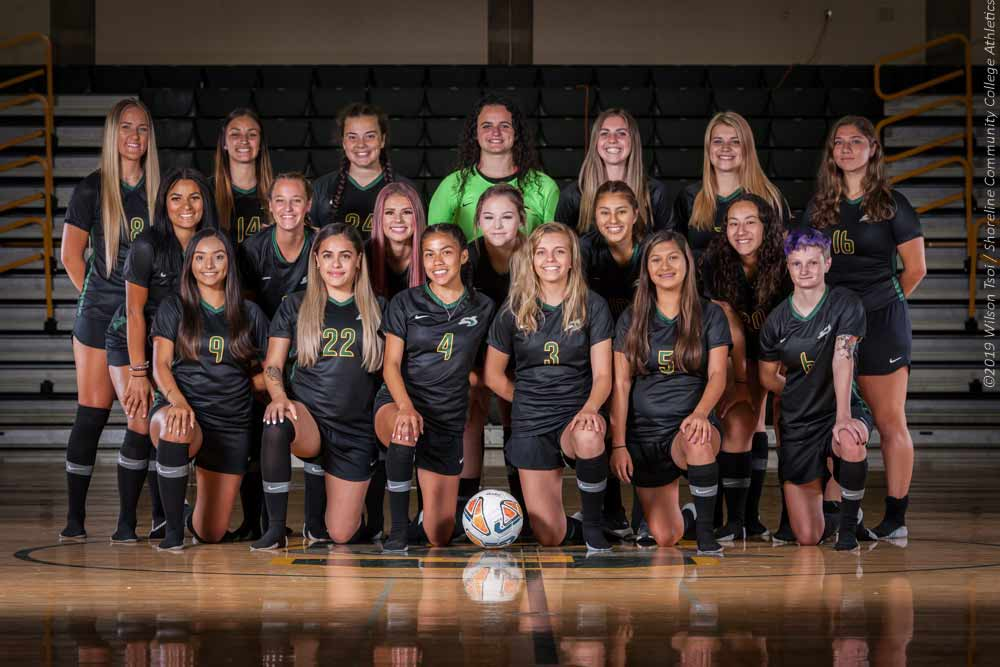 Women's Soccer Team 2019