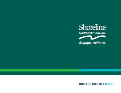 Shoreline College Identity Guide