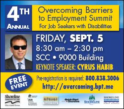Overcoming Barriers to Employment Summit - September 5