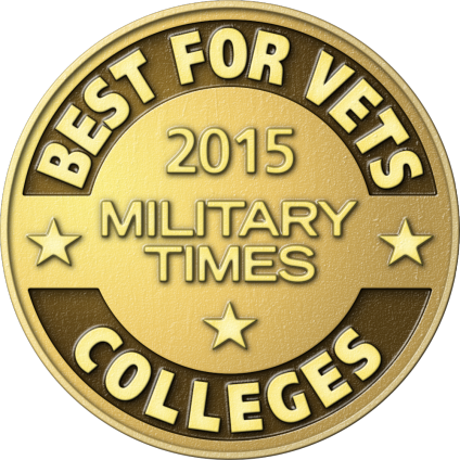 Best for Vets College 2015