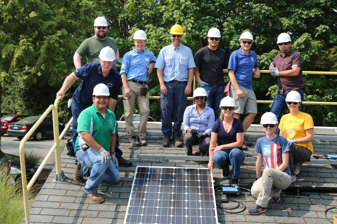 Solar Institute Class of 2017
