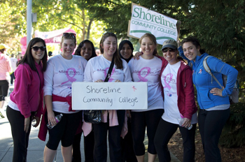 2012 Making Strides Against Breast Cancer Walk