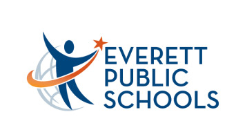 Everett School District Logo